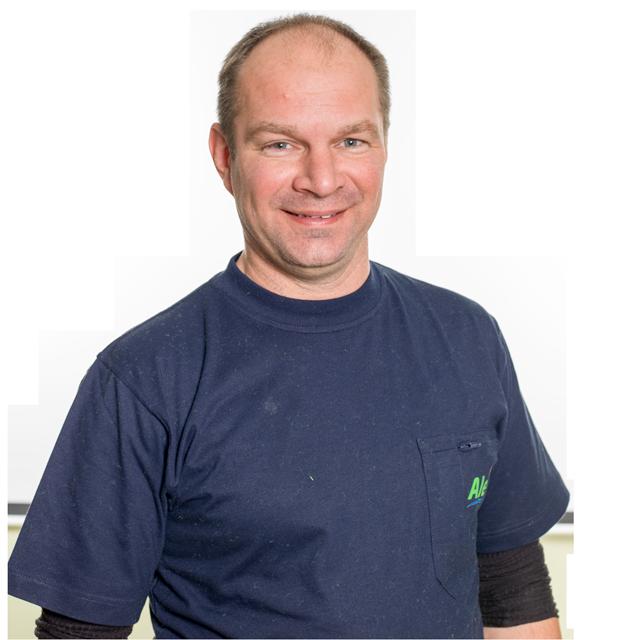 Björn Johannesson på Ale El