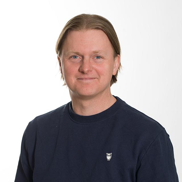 Anders Eliasson på Ale El